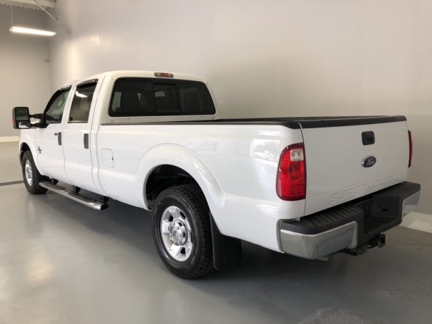 used 2011 Ford F-250SD for sale