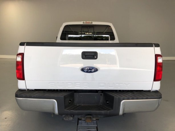 used 2011 Ford F-250SD