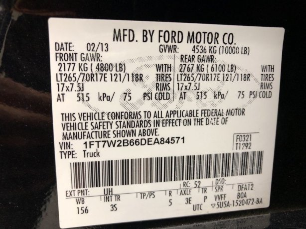 Ford 2013 for sale near me