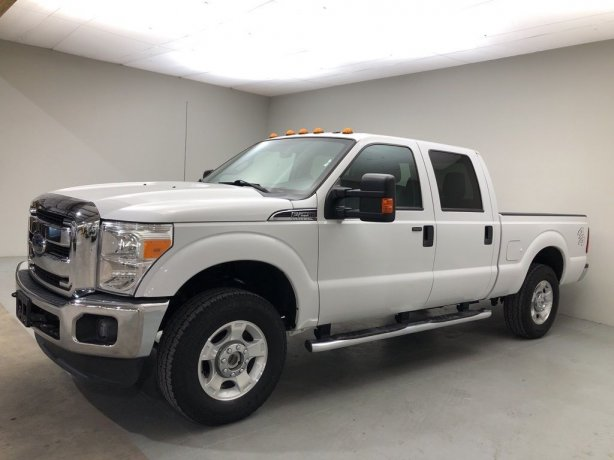 Used 2016 Ford F-250SD for sale in Houston TX.  We Finance!