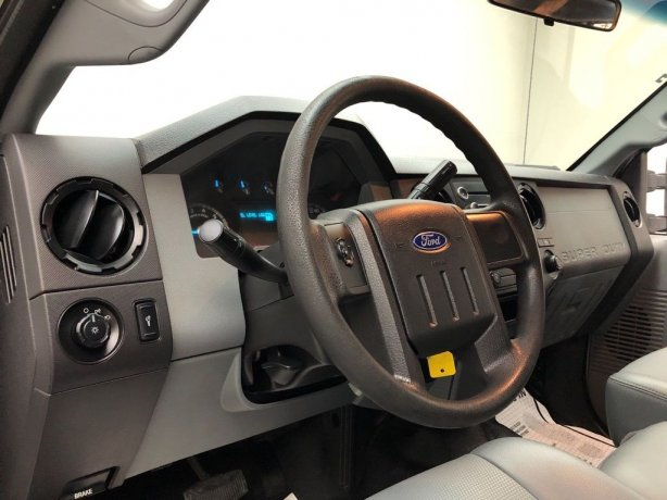 used 2011 Ford F-250SD for sale Houston TX
