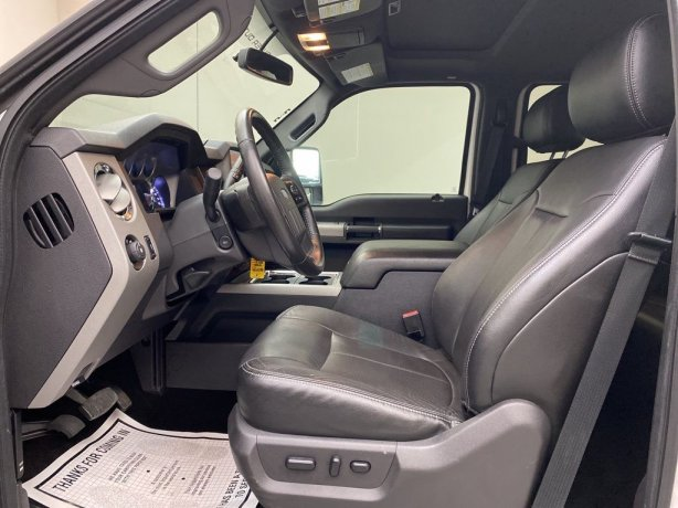 used 2014 Ford F-250SD for sale Houston TX