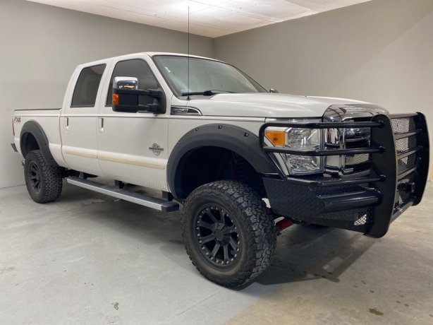 2014 Ford F-250SD