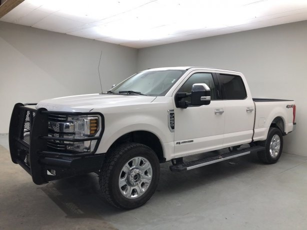 Used 2018 Ford F-250SD for sale in Houston TX.  We Finance!