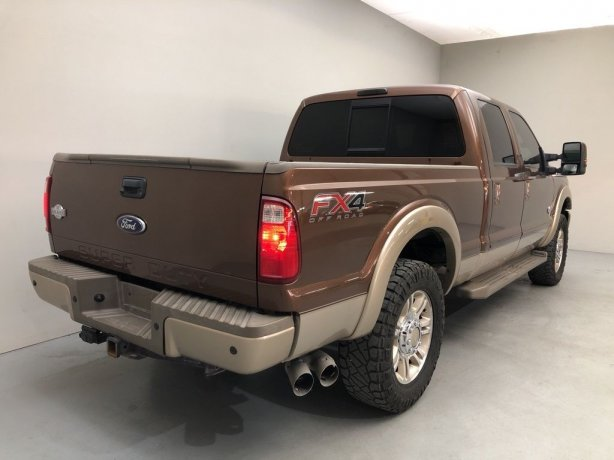 used Ford F-250SD