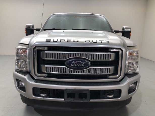 Used Ford F-250SD for sale in Houston TX.  We Finance!