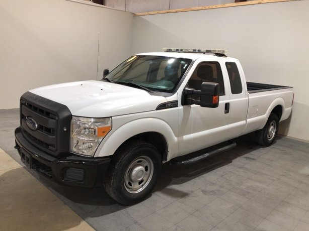 Used 2014 Ford F-250SD for sale in Houston TX.  We Finance!