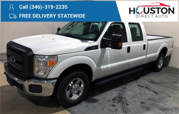Used 2015 Ford F-350SD for sale in Houston TX.  We Finance!