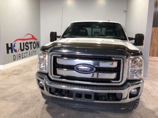 Used 2013 Ford F-350SD for sale in Houston TX.  We Finance!