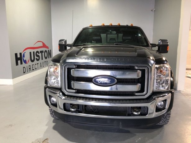 Used 2014 Ford F-450SD for sale in Houston TX.  We Finance!