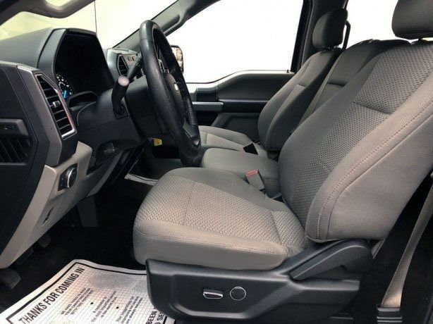 used 2016 Ford F-150 for sale Houston TX