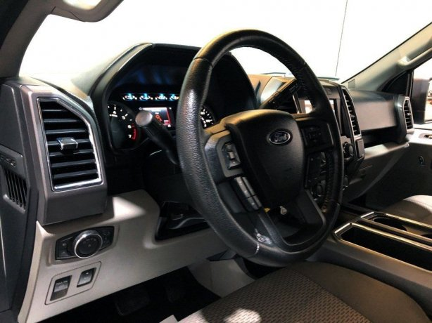 used 2015 Ford F-150 for sale Houston TX