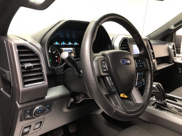used 2020 Ford F-150 for sale Houston TX