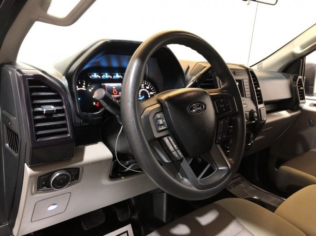 used 2017 Ford F-150 for sale Houston TX