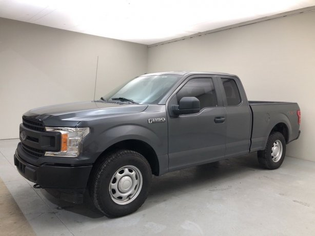 Used 2018 Ford F-150 for sale in Houston TX.  We Finance!