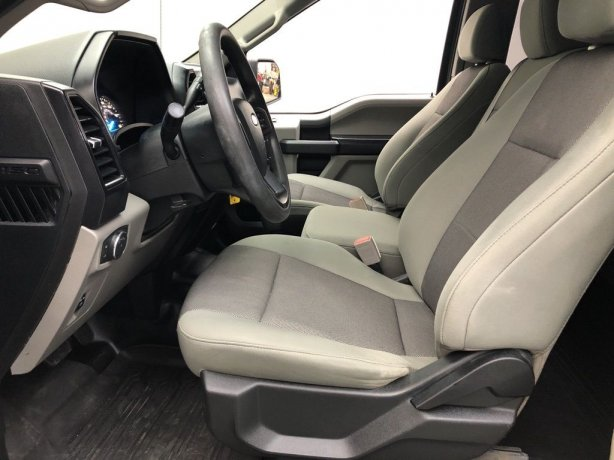 used 2018 Ford F-150 for sale Houston TX