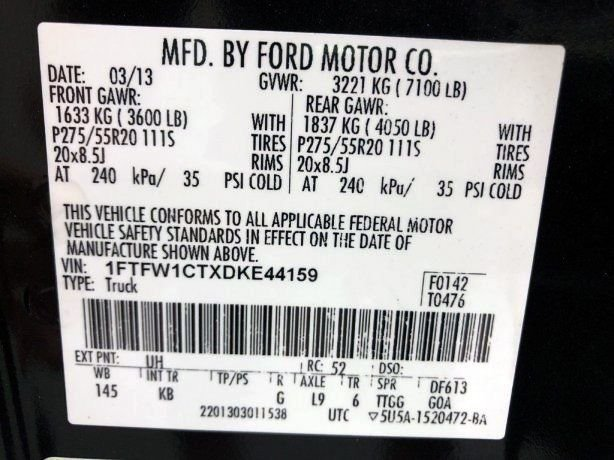 Ford 2013 for sale Houston TX