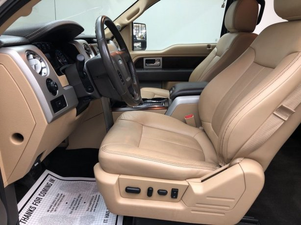 used 2012 Ford F-150 for sale Houston TX