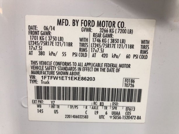 Ford 2014 for sale Houston TX