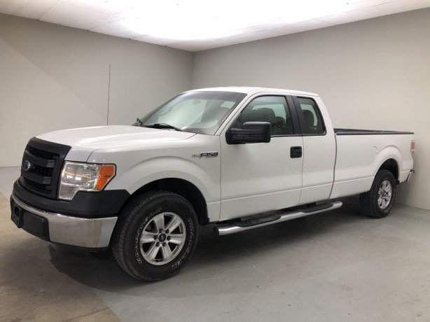 Used 2013 Ford F-150 for sale in Houston TX.  We Finance!