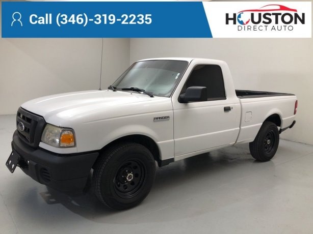 Used 2011 Ford Ranger for sale in Houston TX.  We Finance!