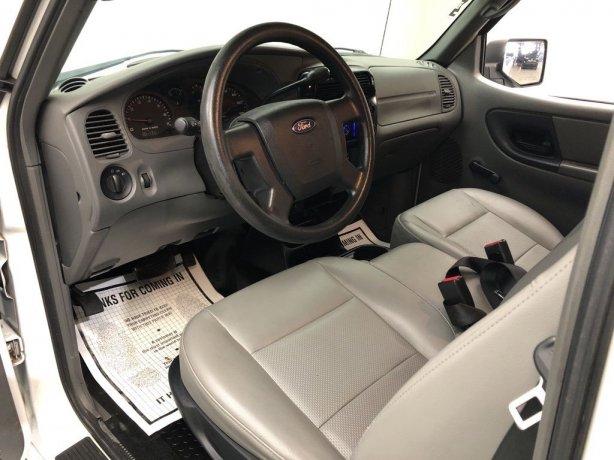 used 2011 Ford Ranger for sale Houston TX