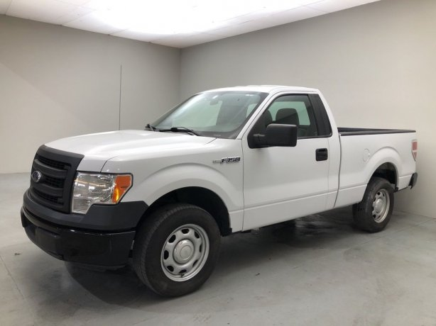 Used 2014 Ford F-150 for sale in Houston TX.  We Finance!