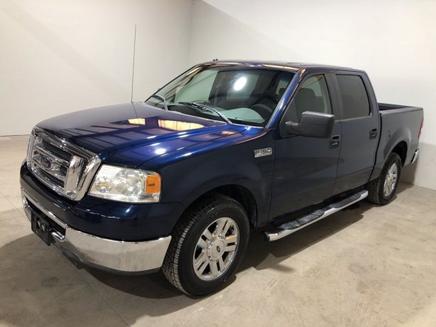 Used 2008 Ford F-150 for sale in Houston TX.  We Finance!