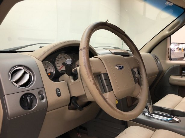 used 2004 Ford F-150 for sale Houston TX