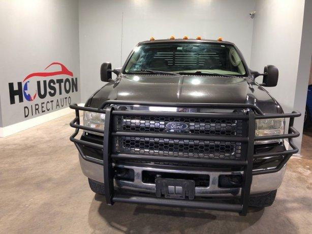 Used 2005 Ford F-250SD for sale in Houston TX.  We Finance!