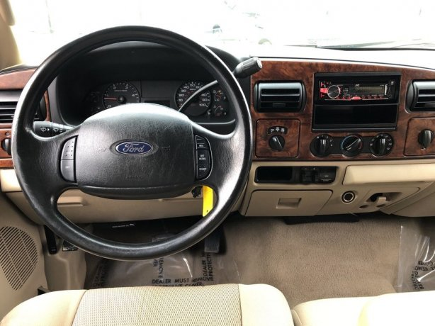 2005 Ford F-250SD for sale Houston TX