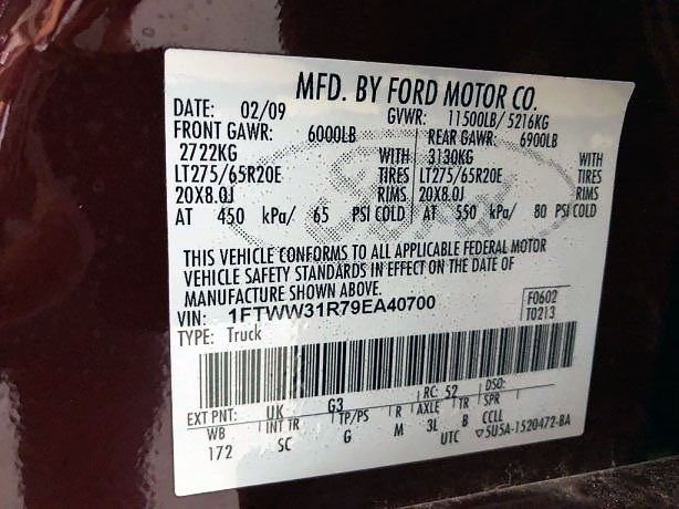 Ford F-350SD near me