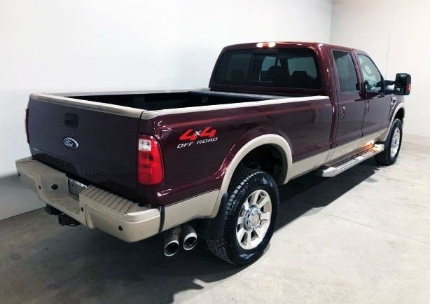 2009 Ford F-350SD