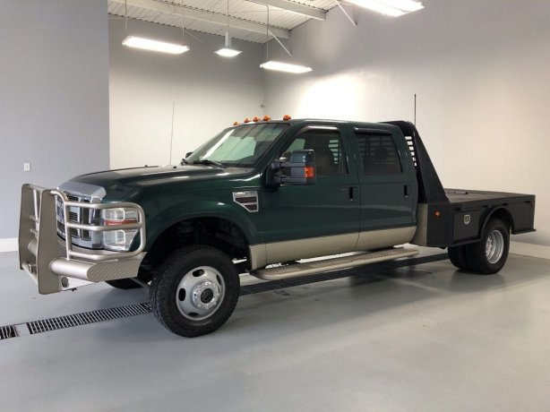 2008 Ford F-350SD King Ranch