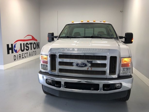 Used 2010 Ford F-350SD for sale in Houston TX.  We Finance!