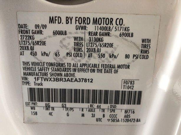Ford F-350SD 2010 near me