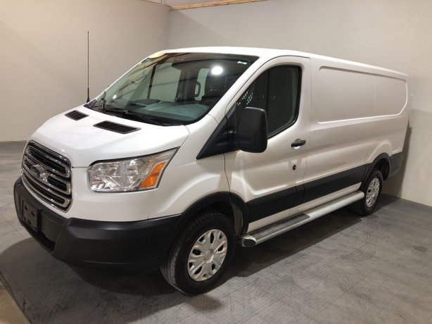 Used 2019 Ford Transit-250 for sale in Houston TX.  We Finance!