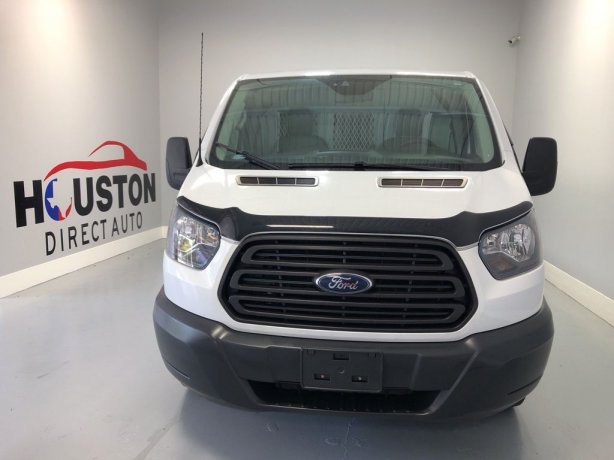 Used 2016 Ford Transit-250 for sale in Houston TX.  We Finance!