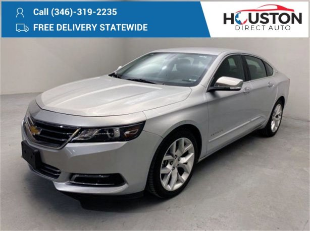 Used 2020 Chevrolet Impala for sale in Houston TX.  We Finance!