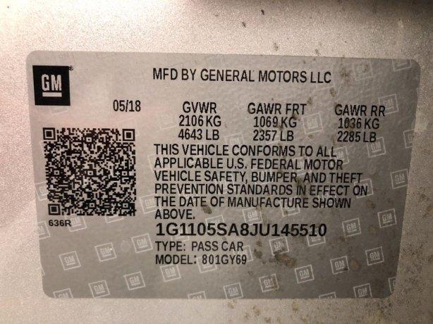 Chevrolet Impala cheap for sale near me