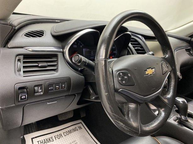2017 Chevrolet Impala for sale Houston TX