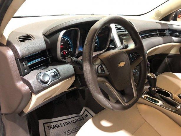 2015 Chevrolet Malibu for sale Houston TX