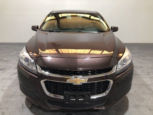 Used Chevrolet Malibu for sale in Houston TX.  We Finance!