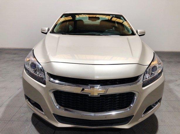 Used Chevrolet Malibu for sale in Houston TX.  We Finance!