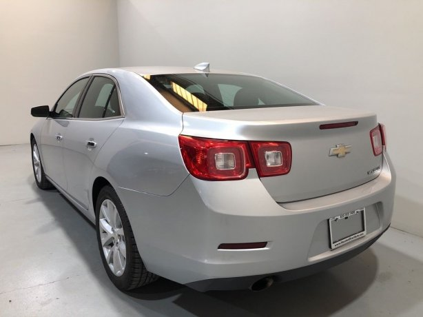 Chevrolet Malibu Limited for sale near me