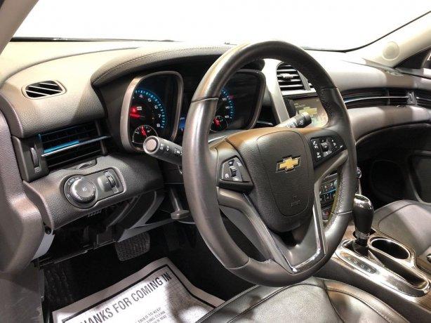 2016 Chevrolet Malibu Limited for sale Houston TX