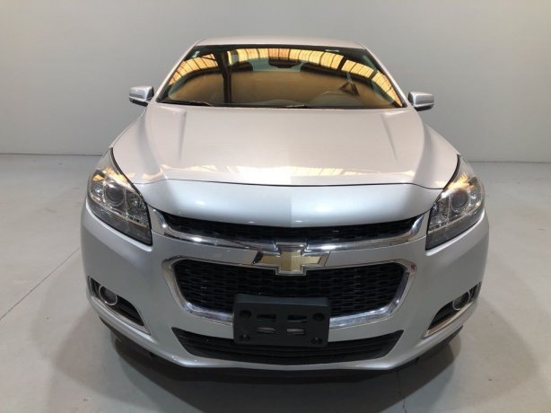 Used Chevrolet Malibu Limited for sale in Houston TX.  We Finance!