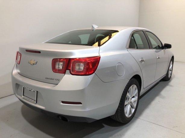 used Chevrolet Malibu Limited