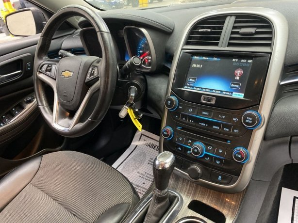 cheap used 2014 Chevrolet Malibu for sale