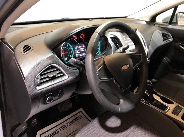 used 2017 Chevrolet Cruze for sale Houston TX